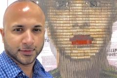 02 Terrence Narinesingh at Art Basel Miami 2017 Beyel Germany CHANGE