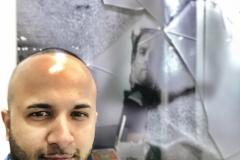 19 Terrence Narinesingh at Art Basel Miami 2017 Hunter & Gatti USA-Spain PHARRELL, 2017