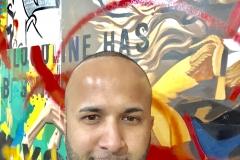 23 Terrence Narinesingh at Art Basel Miami 2017 John Grande New York, USA WHERE I END AND IT BEGINS, 2017