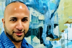 24 Terrence Narinesingh at Art Basel Miami 2017 Joseph Adolphe Canada THE ENTRANCE