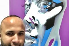 25 Terrence Narinesingh at Art Basel Miami 2017 Kip Omolade New York, USA KITTY CASH I
