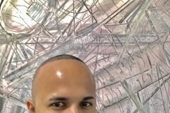 32 Terrence Narinesingh at Art Basel Miami 2017 Mark Streben Italy UNTITLED 2
