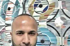 34 Terrence Narinesingh at Art Basel Miami 2017 Matt Neuman USA UNTITLED TARGET