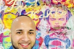 44 Terrence Narinesingh at Art Basel Miami 2017 Rubinstein Paris, France CARMEN