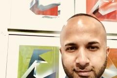 45 Terrence Narinesingh at Art Basel Miami 2017 Salvador Costanzo Argentina MINUANO XXX