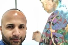 54 Terrence Narinesingh at Art Basel Miami 2017 Zorikto Russia MANTRA, 2017