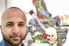 55 Terrence Narinesingh at Art Basel Miami 2017 Zorikto Russia SILK ROAD I, 2017