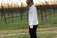 23 Terrence Narinesingh at Starmont Winery and Vineyards Napa California