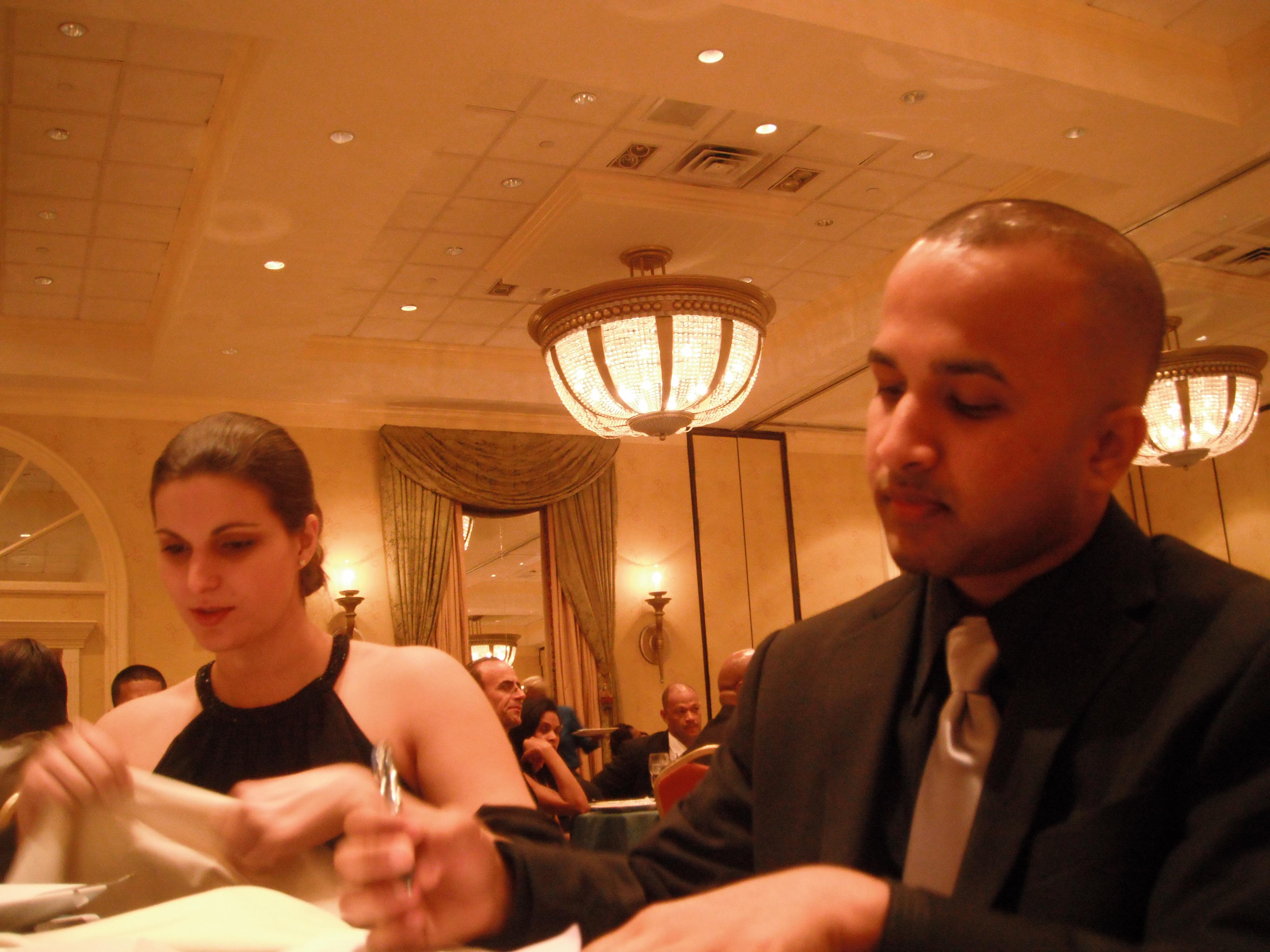 5 Terrence Narinesingh at Caribbean Educators Association Annual Scholarship Awards 2012