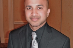 1 Terrence Narinesingh at Caribbean Educators Association Annual Scholarship Awards 2012
