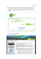 How to Access the WCG Ethical Educator Module