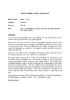 Board Report for Everglades Preparatory Academy 03012017