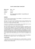Board Report for Somerset Academy Canyons Middle 03012017