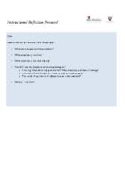 Harvard University_Terrence Narinesingh_Instructional Reflection Protocol