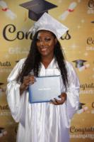 Picture 06 b – Dr. Terrence Narinesingh, Ph.D. at Broward County Public Schools Graduation with graduating senior Jada Veronica Maceus